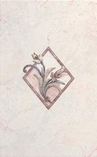 Ambra Rosa/ Grigio Decoro 25*40