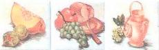 Piccolo GDS0K786 White 3 pz.9,7*9,7