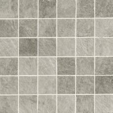 Stratos 0011343 Mosaico Platino 33,7*33,7